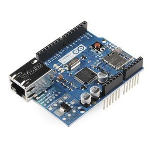 Arduino Ethernet Shield - SD