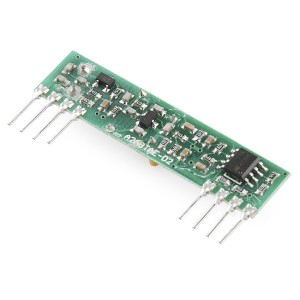 Receptor RF 434Mhz - 4800bps