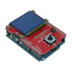 Arduino 4Display shield 160
