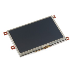 Pantalla LCD táctil 4.3 pulgadas - uLCD-43DT