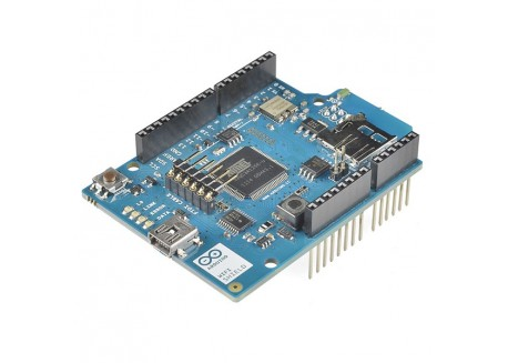 Arduino Wifi Shield SD