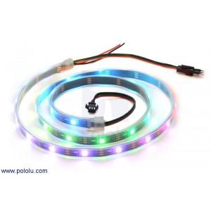 Tira de LED RGB indexable - 1m (WS2812B)