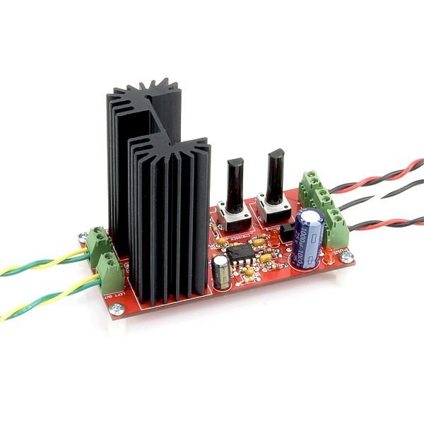 Circuito De Amplificador De Audio De 1000w Pdf : Kit amplificador de audio sta w