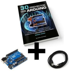 30 Proyectos prácticos + Arduino