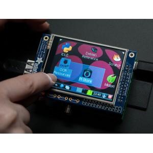 """Pantalla TFT Raspberry Pi - 2.8"""" táctil (PiTFT)"""