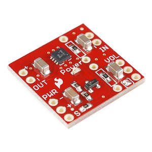 Amplificador de audio mono - TPA2005D1