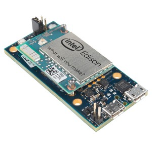 Kit Intel Edison con Placa Base - EDI2ARDUIN.AL.K