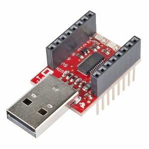 MicroView - Programador USB