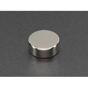 Imán de Neodimio - Cilindro 12mm