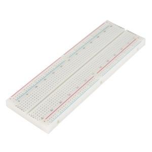 Placa de prototipo 16x5cm - 830 puntos
