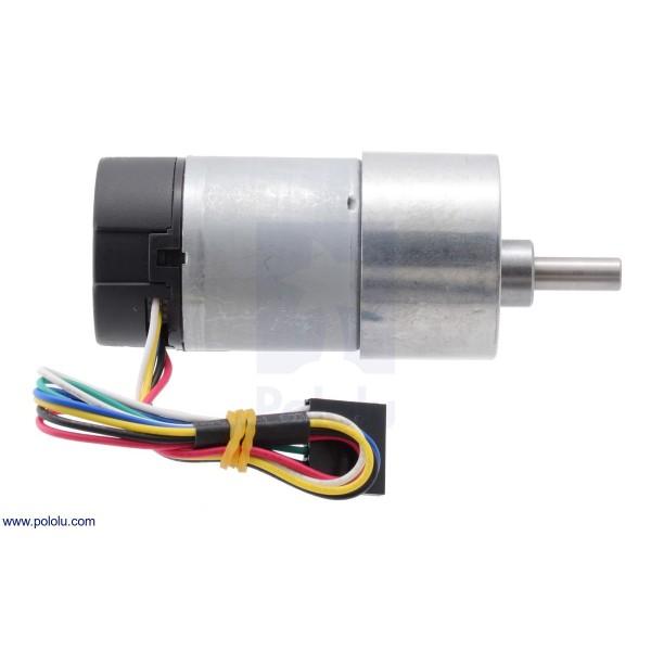 Motor Con Reductora 70 1 Con Encoder