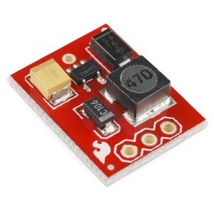 Conversor de niveles 5V DC-DC NCP1400