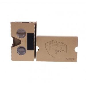 Gafas 3D Cartón Realidad Virtual para Smartphone