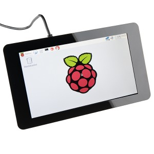 Pantalla t�ctil Raspberry Pi 7