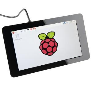 Pantalla t�ctil Raspberry Pi 7