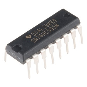 Shift Register 8-Bit - SN74HC595