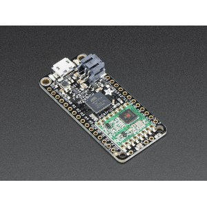 Adafruit Feather 32u4 con RFM69HCW (433MHz)