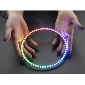 Anillo NeoPixel 1/4 - 15 LEDs