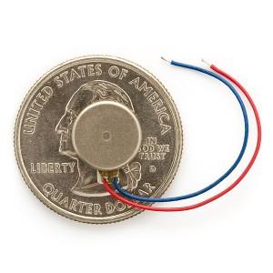 Motor vibrador miniatura