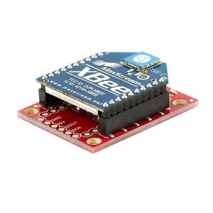 Placa Xbee Explorer regulada