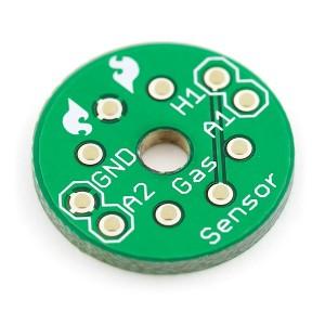 Placa para sensores MQ
