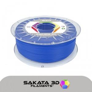 Filamento PLA 850 1Kg - Azul - Sakata 3D