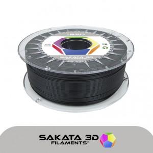 Filamento PLA 850 1Kg - Negro. Sakata 3D