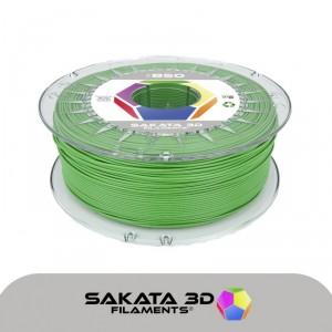 Filamento PLA 850 1Kg - Verde. Sakata 3D
