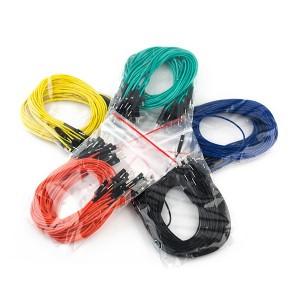 Set de cables M/M (100 Unid.)