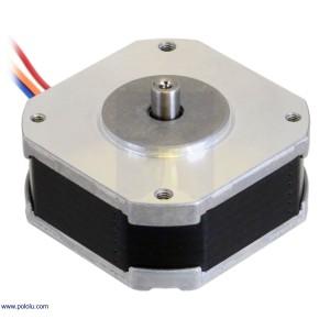 Motor paso a paso Pancake NEMA 17 - 1.9 Kg/cm