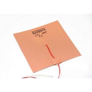 Cama caliente silicona 220V Keenovo 200x200 (500W)