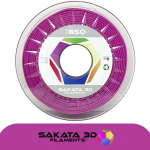 Filamento PLA 850 1Kg - Fucsia (1.75mm). Sakata3D