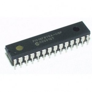PIC 16F876A - 20Mhz 8K