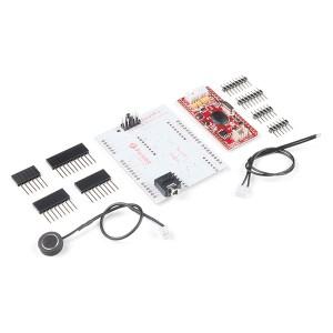 EasyVR 3 plus Arduino Shield - Reconocimiento de voz
