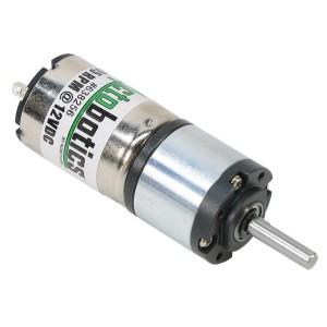 Motor Reductor Planetario 12VDC - 52 RPM