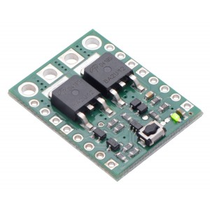 Big Pushbutton Power Switch / 8A