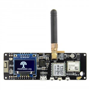 TTGO T-Beam ESP32 WiFi GPS NEO-6M LoRa 868 MHz