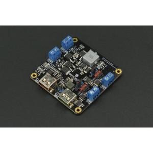 Cargador solar 12V para batería de Plomo