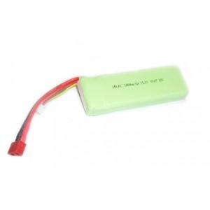 Batería LiPo 1800mAh / 11.1V 25C