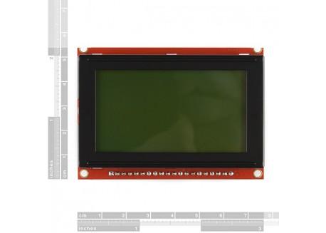Pantalla Serial LCD 128x64