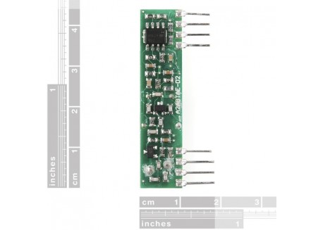 Receptor RF - 343Mhz 4800bps