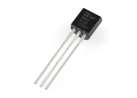 Sensor de temperatura LM335A