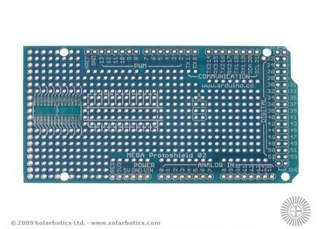 Arduino Mega Proto PCB