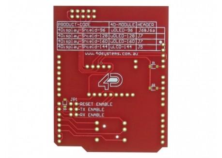 Arduino 4Display shield 160