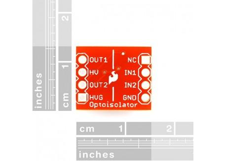 Placa optoacoplador ILD213T