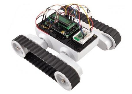 Chasis Rover 5 Dagu con encoders