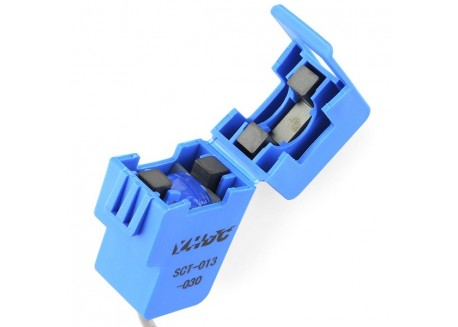 Sensor de corriente AC no invasivo - 30A