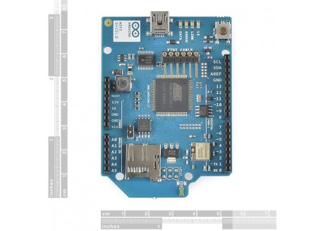 Arduino Wifi Shield SD