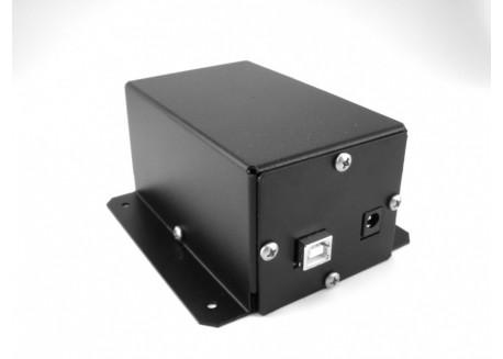Caja de metal para Arduino