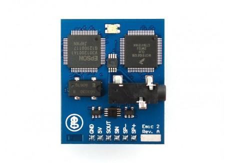 Sintetizador de voz Emic 2 (TTS)